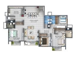 Air Force One Layout Floor Plan Luxury Apartments Sholinganallur Chennai Asv Alexandria