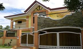 House Fence And Gate Designs In The Philippines Best House Fence Design Philippines Trend Collection And Latest Paint House Fence And Gate Designs In