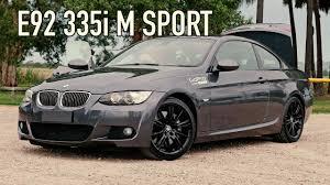 bmw 3 series e92 335i review 0 60 mph turbo coupe 0 100 kmh