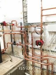 House Plumbing System Biomass Boiler Installation U2013 Plumbing U0026 Preview Of The System