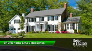 Dutch Colonial House Style Colonial Style Homes Design Pictures U0026 Houses For Sale