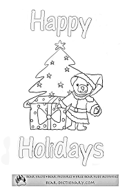 bear christmas coloring toby u0027s bear christmas coloring sheet