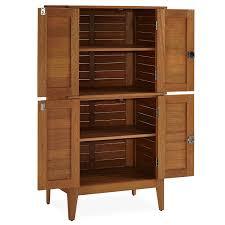 outdoor wood storage cabinet outdoor wooden storage cabinets with doors outdoor designs
