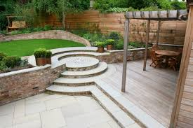 Modern Family Garden Family Garden Giving Space And Tranquillity In Muswell Hill With