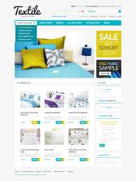 website design 37949 textile luxury bed custom website design