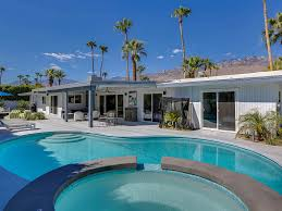 modern mid century palm springs midcentury modern vacation home rentals