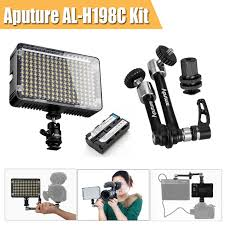 aliexpress buy aputure amaran al 198c color temperature