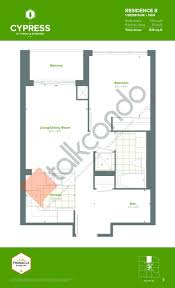 plan42 cypress at etobicoke talkcondo