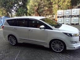 lamborghini custom body kits toyota innova crysta custom body kit by ativus