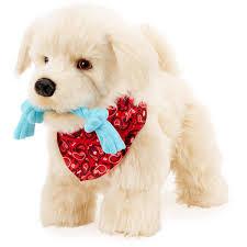 georgie interactive plush electronic puppy walmart com