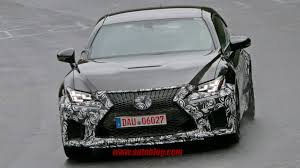 lexus rc f price list lexus rc f sport spy shots photo gallery autoblog
