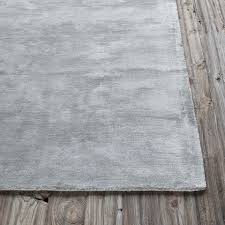 Solid Grey Rug Interesting Solid Gray Area Rug Rugs Usa Tuscan Woven Border Grey