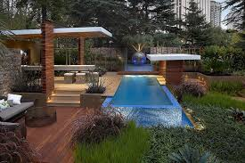 download modern pool landscaping garden design