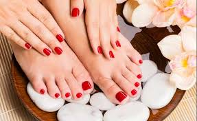 fresno bee 50 off gelish manicure or a natural pedicure or