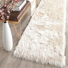 Plush Runner Rugs Shag Runner Rugs For Less Overstock