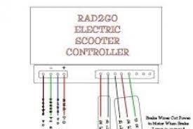 scooter wiring diagram scooter wiring diagrams