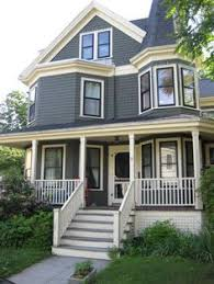 stucco victorian with new paint colors old house restorations