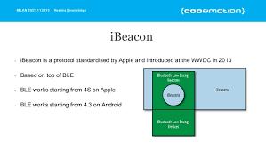 ibeacon android kseniia shumelchyk android ibeacon development