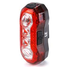 Led Strip Tail Lights by 3w Usb Rechargeable Led Bike Lights Waterproof For Safety And