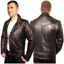 classic leather motorcycle jackets mens elite classic leather jacket xlarge leather jacket men
