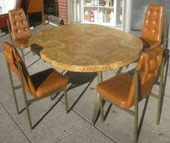 retro kitchen table and chairs best tables