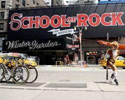 cats u0027 cat reacts as u0027school of rock u0027 takes over broadway u0027s winter