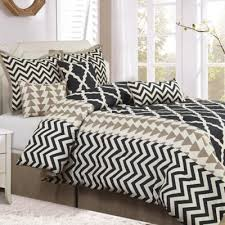 Black Comforter King Buy White And Black Comforters King Bed From Bed Bath U0026 Beyond