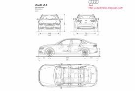 2010 audi a4 features the of audi a4