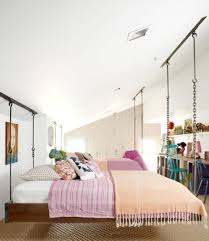 How To Make A Hanging Bed Frame How To Build A Hanging Bed Hanging Bed Construction Plans