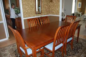ethan allen dining room table ethan allen cherry dining ro u2026 flickr