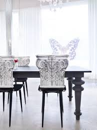Black And White Dining Room Ideas by 10 Dining Room Ideas With Modern Dining Chairs By Philippe Starck