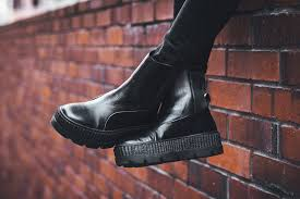 womens chelsea boots target rihanna and turn the fenty creeper into a chelsea boot just