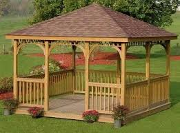 Backyard Pavilion Plans Ideas 10 Best Gazebos Images On Pinterest Diy Gazebo Gazebo Plans And