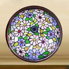 mini stained glass ls rustic stained glass shade led tiffany ceiling lighting