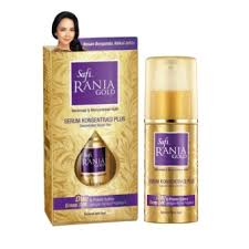 Serum Safi Rania Gold rm36 90 safi rania gold concentrated serum plus 20ml