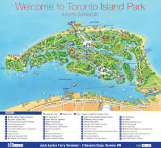 Map Of Toronto Canada by Toronto Island Park Parks Gardens U0026 Beaches Explore U0026 Enjoy