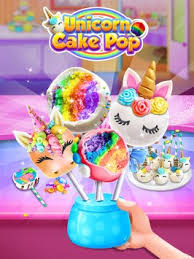 cake pop maker unicorn cake pop maker sweet fashion desserts for android apk
