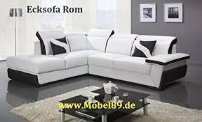 sofa g nstig kaufen modern eckcouch günstig kaufen ecksofa rom mit bettfunktion sofa