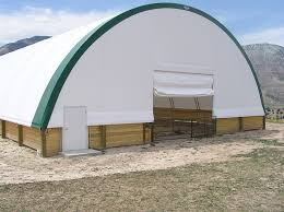 Fabric Covered Building Riding Arenas Photo Gallery