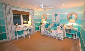 Mermaid Room Decor Themed Bedroom Ideas For Decoration Trends And