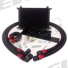 nissan 370z oil cooler rev9power nissan 350z z33 03 08 370z z34 09 17 24 row bolt on