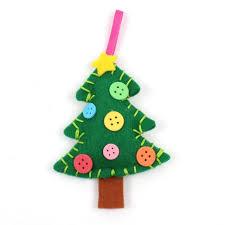 ornaments felt tree ornaments felt