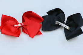 bow for hair basic hair bows your guide to sizes and uses of all our basic