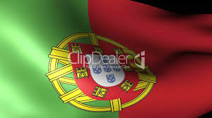 Portugal Football Flag Portugal Flag Waving Royalty Free Video And Stock Footage