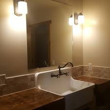 custom bathroom mirrors custom mirrors dulles glass and mirror