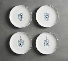 hanukkah plates the best hanukkah decor gifts the neo trad