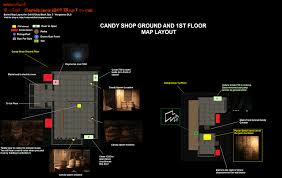 zombified call of duty zombie map layouts secrets easter eggs