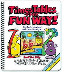 fun ways to learn your multiplication tables addition the fun way a picture method of learning the addition