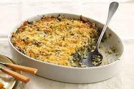 crispy topped spinach kraft recipes