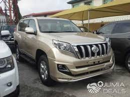 2015 toyota land cruiser 2015 toyota land cruiser prado jeep badagry jumia deals